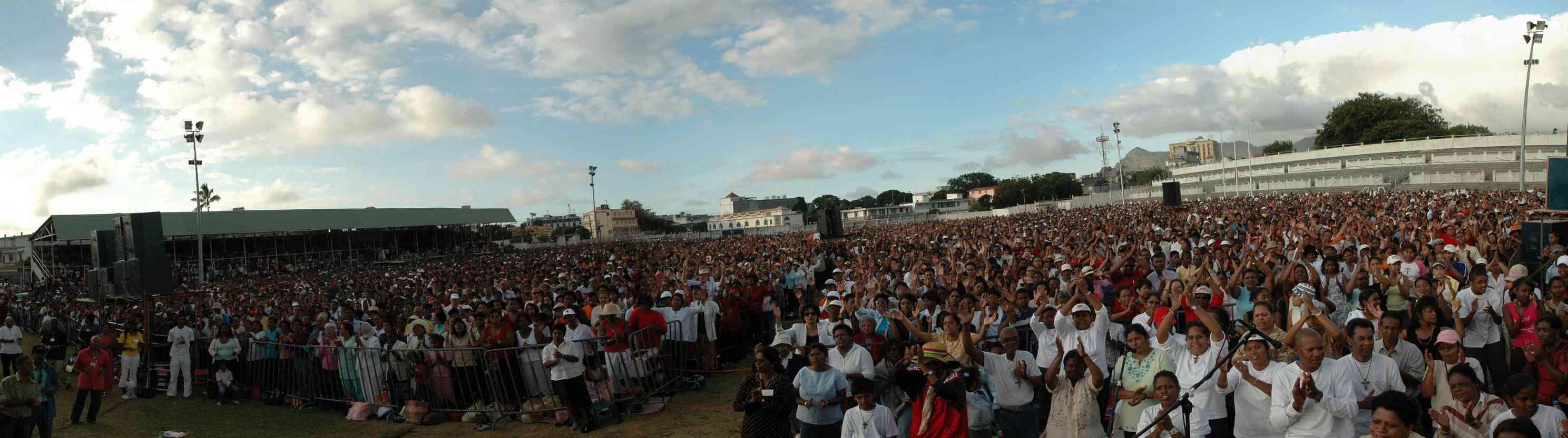 06 >> Rose Hill Stadium - Mauritius. November 10 - 12. 2006