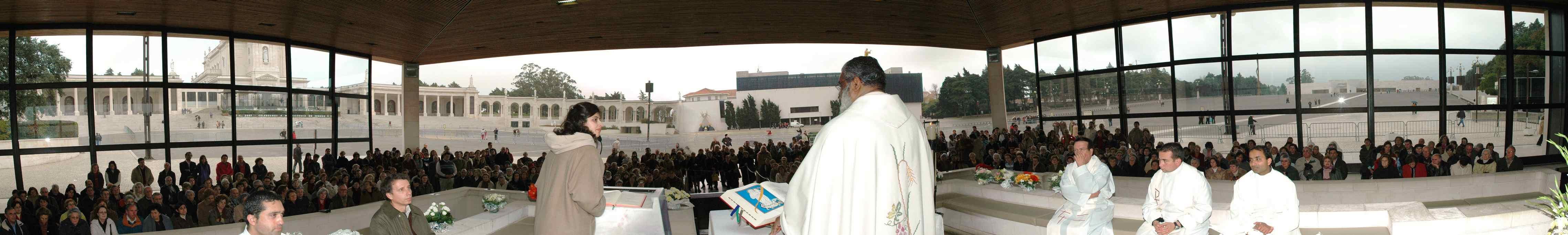 Fatima. Portugal. December 7 - 9. 2007