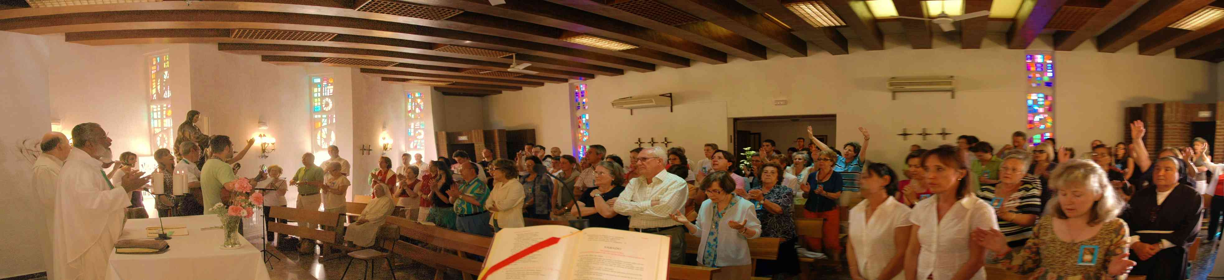 Gévora - Spain. July 11 - 13. 2008
