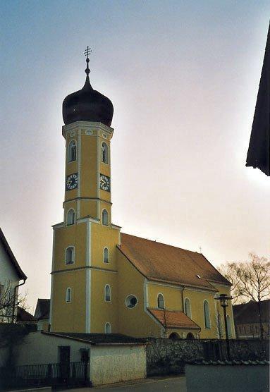 Pfarrei Pfatter